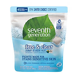 Seventh Generation Free Clear Laundry Detergent