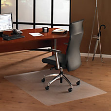 Floortex Ultimat Polycarbonate Chair Mat For
