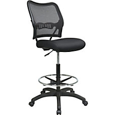 Deluxe AirGrid Back Drafting Chair with