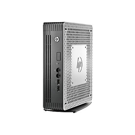 HP t610 PLUS Thin Client, AMD G-Series, 4GB Memory, 16GB Flash Drive, AMD FirePro 2460