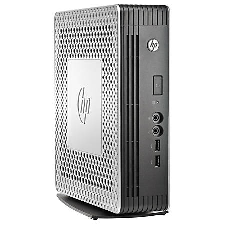 HP t610 PLUS Thin Client - AMD G-Series T56N Dual-core (2 Core) 1.65 GHz