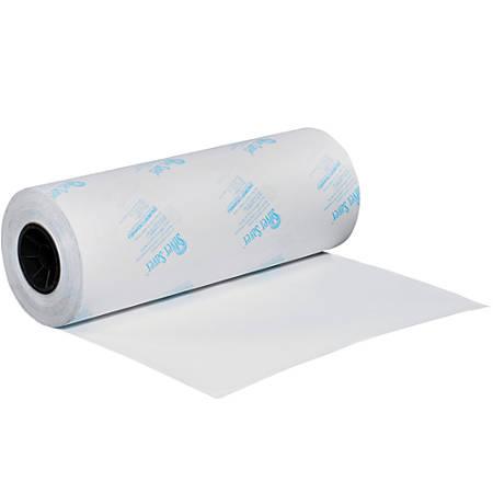 "Office Depot Brand Silver Saver Kraft Paper Roll, 18"" x 600', White"