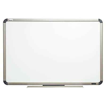 "SKILCRAFT® Total Erase Dry-Erase White Board, 72"" x 48"", White/Silver (AbilityOne 7110-01-622-2129)"