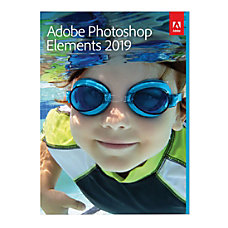 Adobe Photoshop Elements 2019 Windows Download