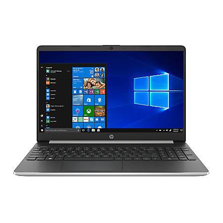 "HP 15-dy1095od Laptop, 15.6"" Screen, 10th Gen Intel® Core™ i7, 16GB Memory, 256GB Solid State Drive/16GB Intel® Optane™ Memory, Windows® 10 Home, 8GJ14UA#ABA"
