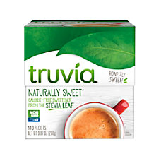 Truvia Natural Sweeteners 007 Oz Pack