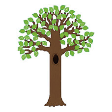 Teacher Created Resources Big Tree With