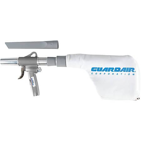 Gun Vac Vacuum Kits, Crevice Tool, Collection Bag, Bristle Brush