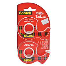 Scotch MultiTask Tape In Dispensers 34