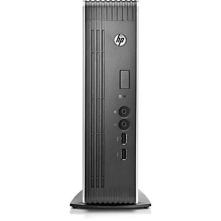 HP t610 PLUS Thin Client, AMD G-Series, 4GB Memory, 16GB Flash Drive, AMD  Radeon HD 63207E Item # 910243