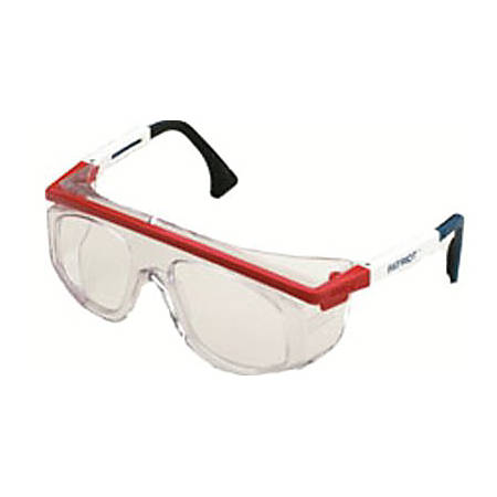 UVEX ASTRO RX 3003 SAFETY SPECTACLE BLACK FRAME