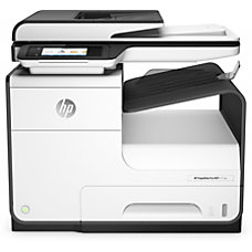 HP PageWide Pro 477dw Wireless Color