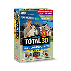 Total 3d Home Landscape And Deck Premium Suite 11 Download Version By Office Depot Officemax