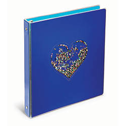 Office Depot Brand Floating Glitter Binder