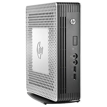 HP t610 PLUS Thin Client - AMD G-Series T56N Dual-core (2 Core) 1.65 GHz