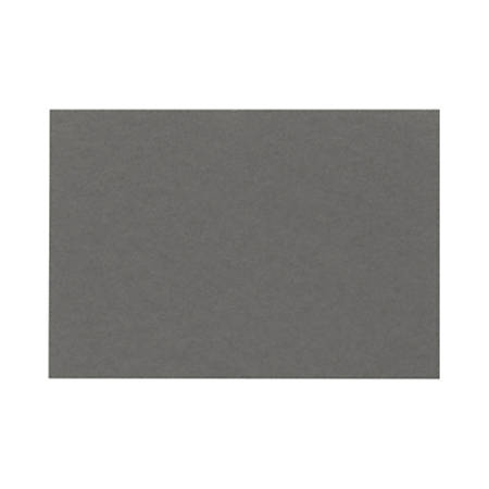 "LUX Flat Cards, A1, 3 1/2"" x 4 7/8"", Smoke Gray, Pack Of 250"