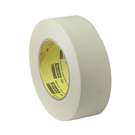 "Scotch® 232 Masking Tape, 2"" x 60 Yd."