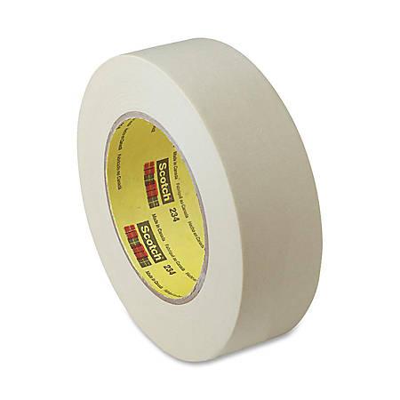 "Scotch® 234 General-Purpose Masking Tape, 2"" x 60 Yd."