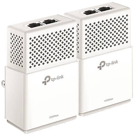 TP-Link AV1000 Powerline Adapter Kit, TL-PA7020 KIT_V2