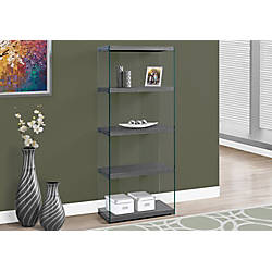 Monarch Specialties Open Concept 5 Shelf