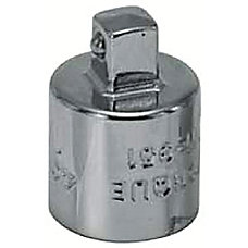38 DR ADAPTER 12 MALE CHROME