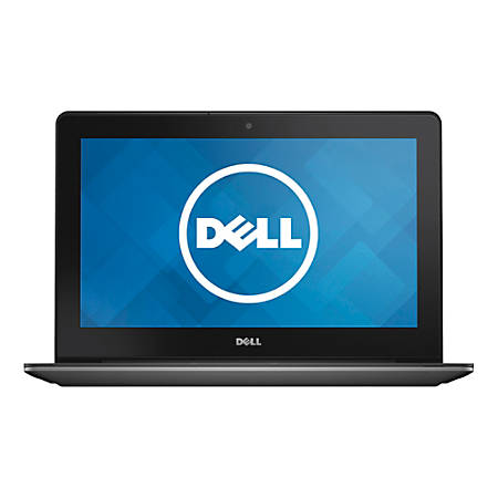picture of dell chromebook