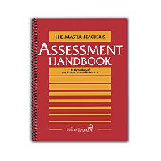 The Master Teacher Assessment Handbook