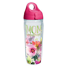 Tervis Mom Watercolor Floral Water Bottle