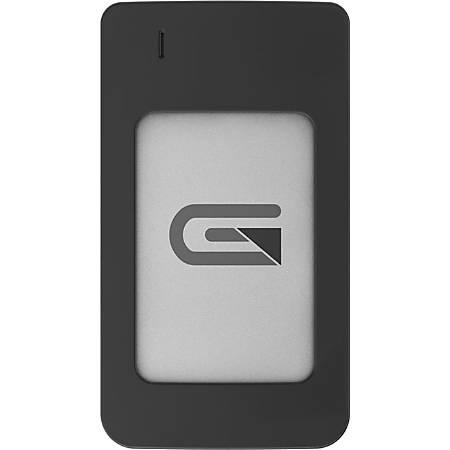Glyph Atom RAID 4TB Portable Solid State Drive, Gray
