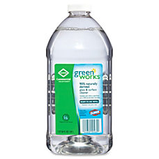 Green Works Glass and Surface Cleaner