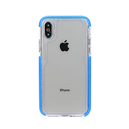 iHome® Impact Case For Apple® iPhone® X, Blue