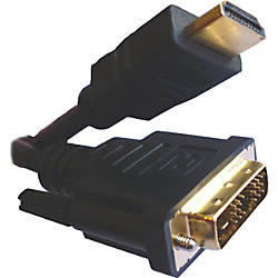 Professional Cable HDMI Male to DVI