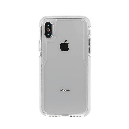 iHome® Impact Case For Apple® iPhone® X, White