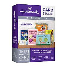 Hallmark Card Studio Deluxe 2018 Traditional