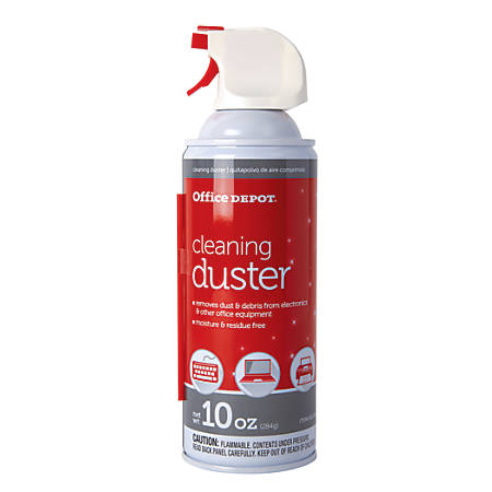 Office Depot® Brand Cleaning Duster, 10 Oz.