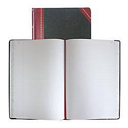 National Brand Hardbound Columnar Record Book
