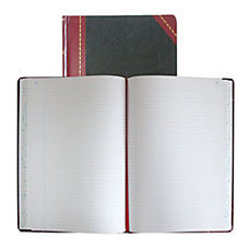 National Brand Hardbound Columnar Record Book