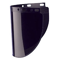 WIDE VIEW FACESHIELD DARK GREEN FF400