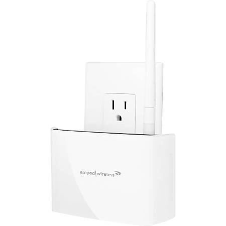 Amped Wireless REC15A IEEE 802.11ac 433 Mbit/s Wireless Range Extender - ISM Band - UNII Band
