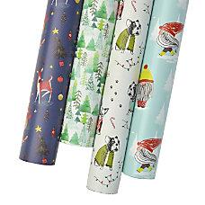 Gartner Studios Holiday Gift Wrap Whimsy