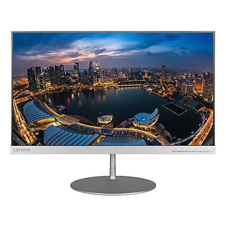 "Lenovo® L24Q-20 23.8"" QHD IPS Monitor, 65D2GCC3US"