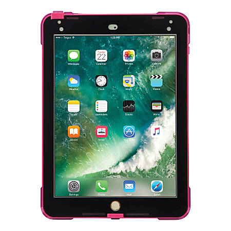 Targus® SafePort® Rugged Case For Apple® iPad®, Pink, THD20013GL