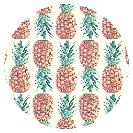 PopSockets Phone Stand, Pineapple