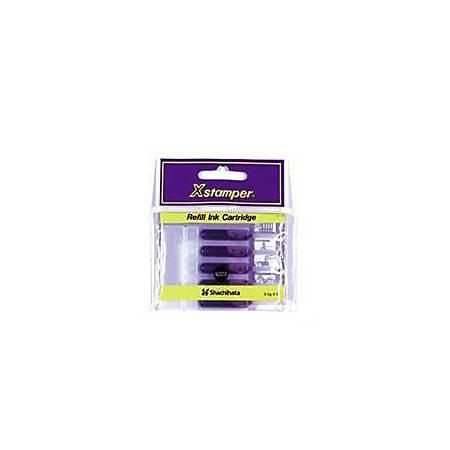 Xstamper® Refill Ink Cartridge, Red