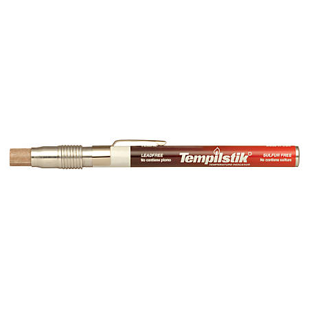 Tempilstik® Temperature Indicators, 600 °F, 6 in