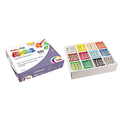 Pentel Oil Pastel Set With Carrying