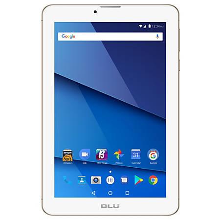 BLU Touchbook M7 Pro P290L Phablet, Gold, PBN201417