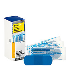 First Aid Only Metal Detectable Bandages