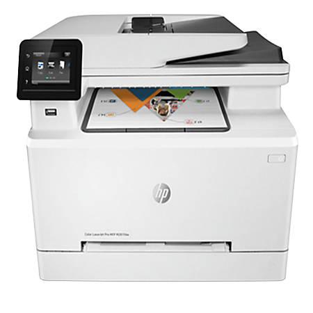HP LaserJet Pro M281fdw All-in-One Wireless Color Laser Printer, T6B82A
