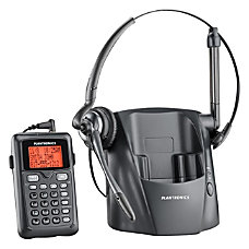 Plantronics CT14 Cordless Headset Phone
